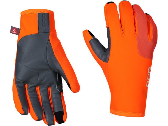 POC Guantes Térmicos, zink orange